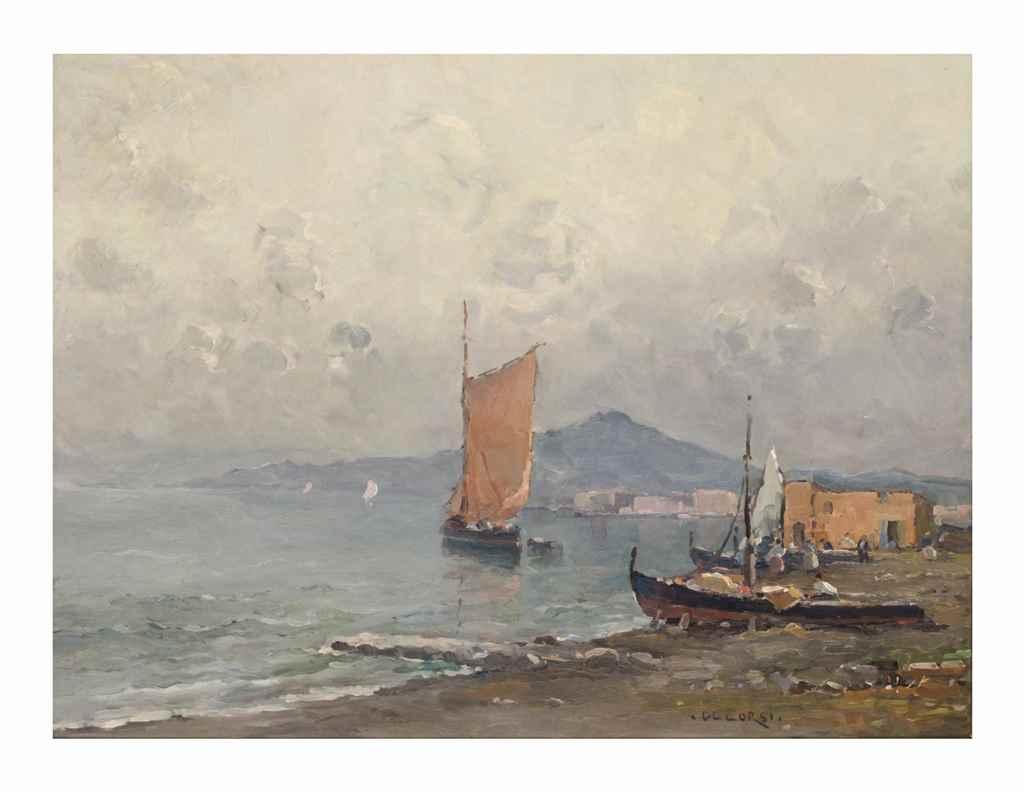 Nicola de Corsi (Italian, 1882