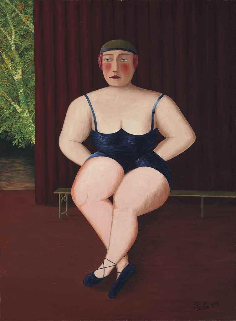 Camille Bombois (1883-1970)
