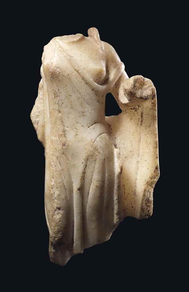 A ROMAN MARBLE VENUS