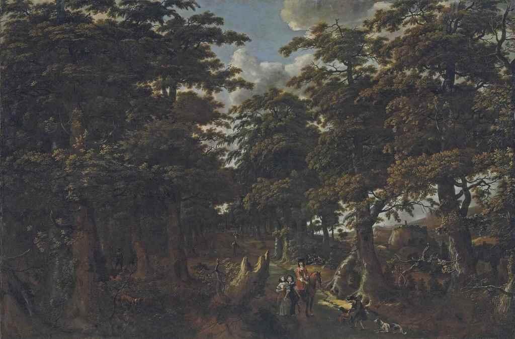 Jan Looten (Amsterdam c.1618-c
