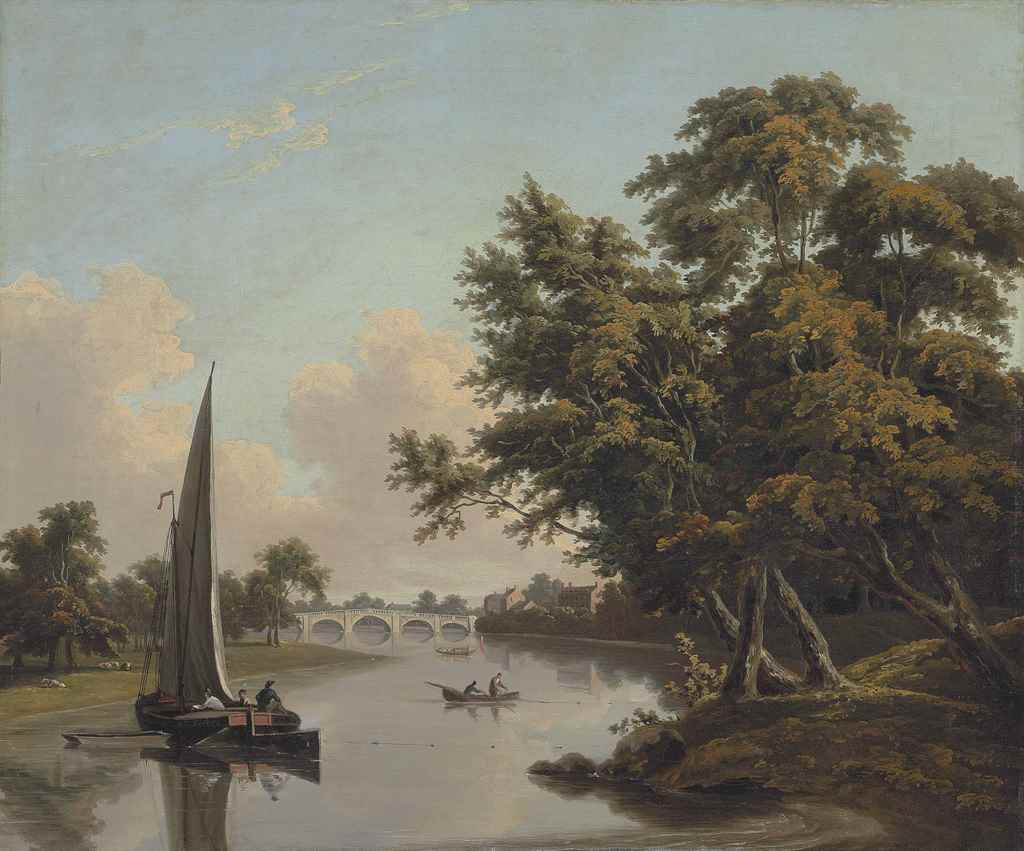 John Thomas Serres (London 175