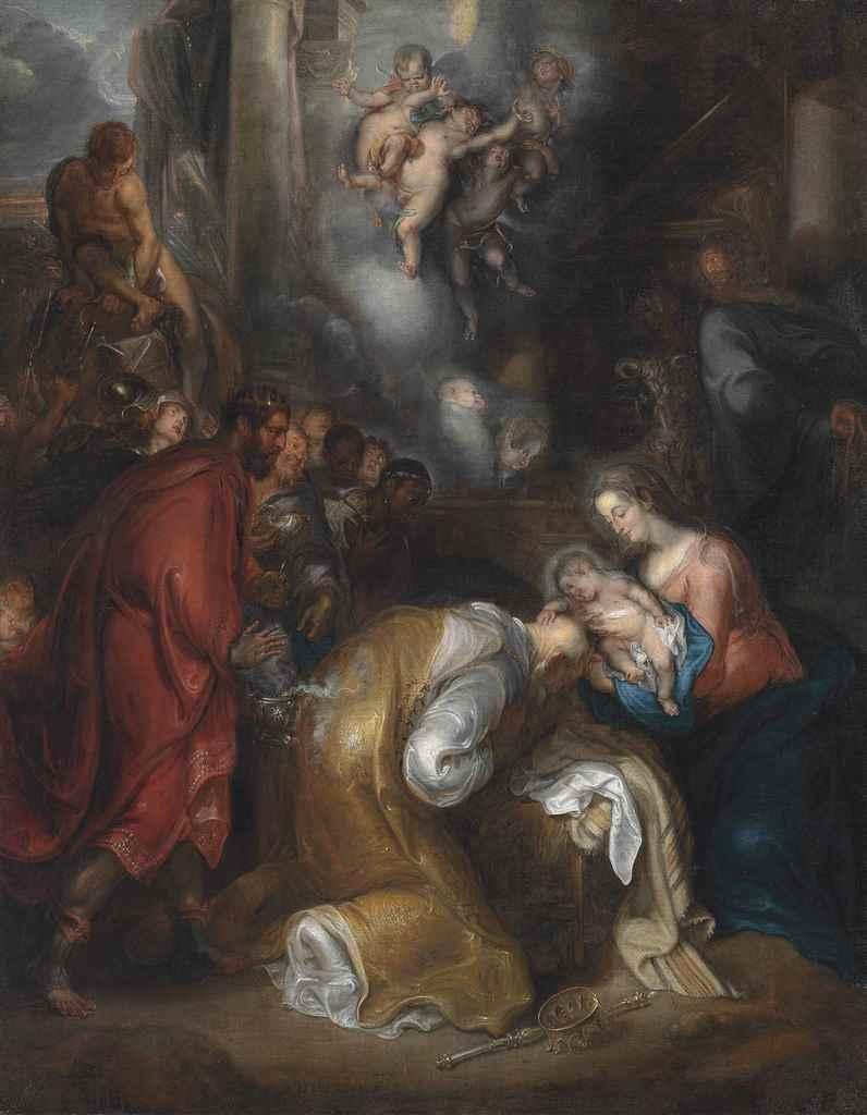Simon de Vos (Antwerp 1603-167