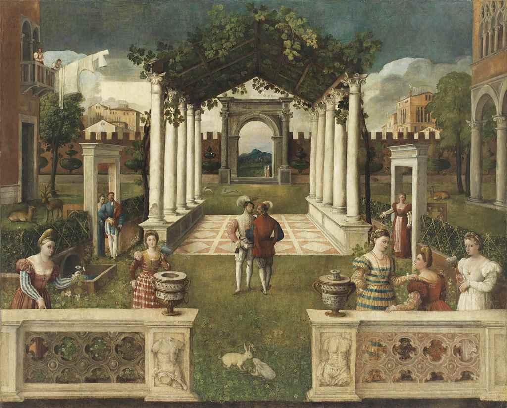 Veronese School, circa 1530