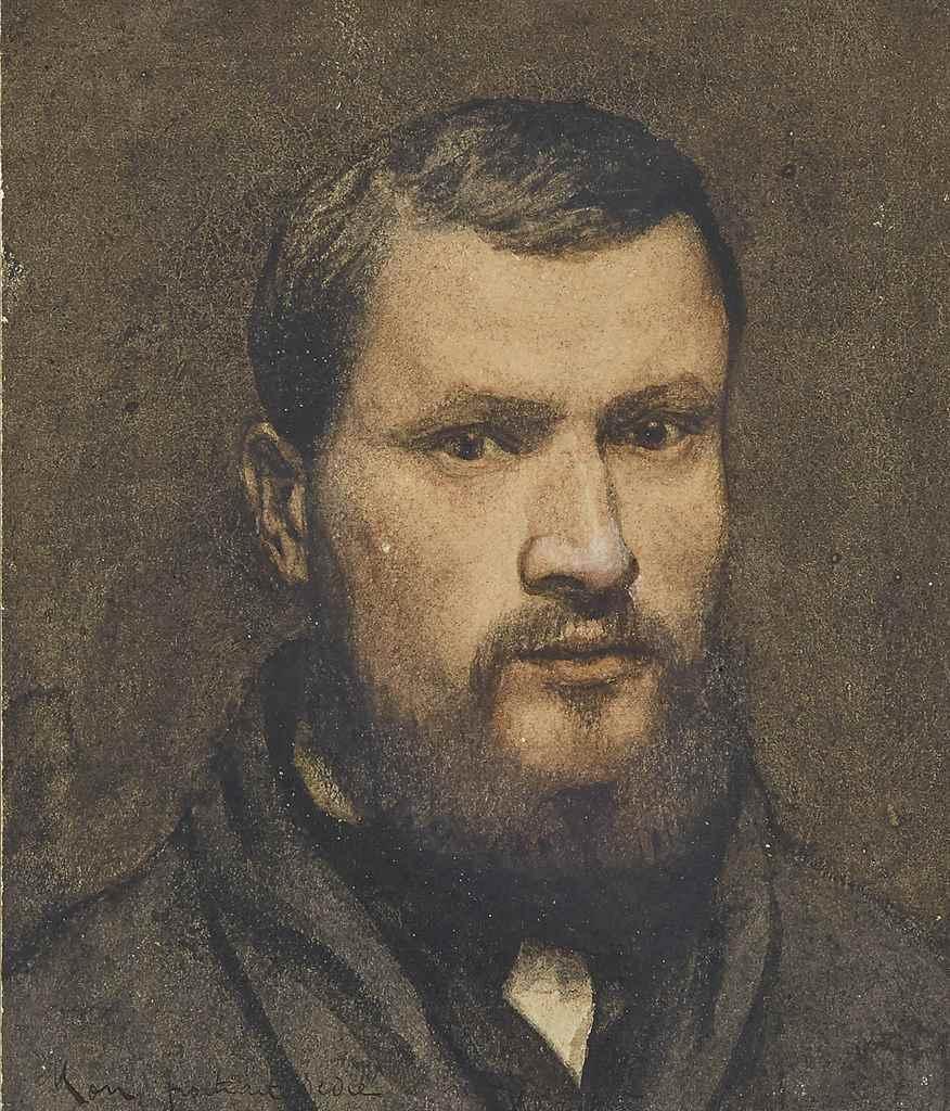 Léon Bonvin (Paris 1834-1866 M