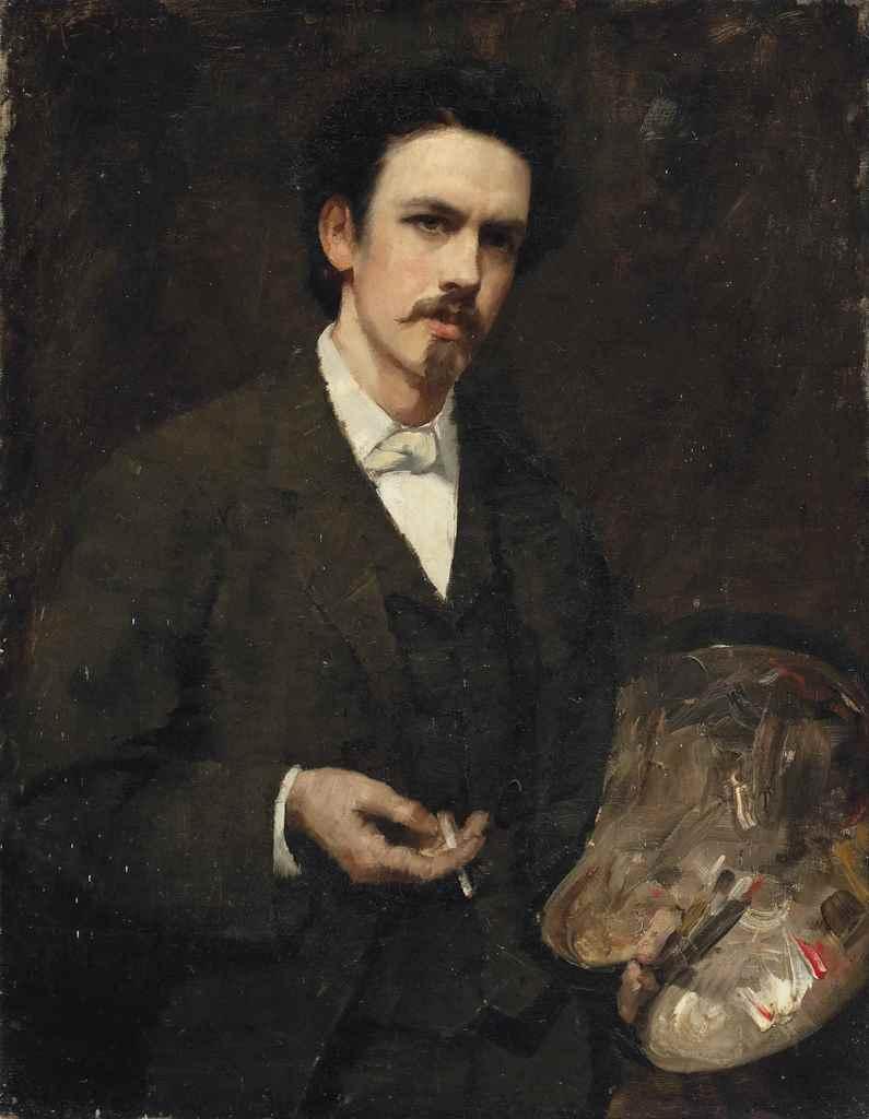 Frank Markham Skipworth (1854-