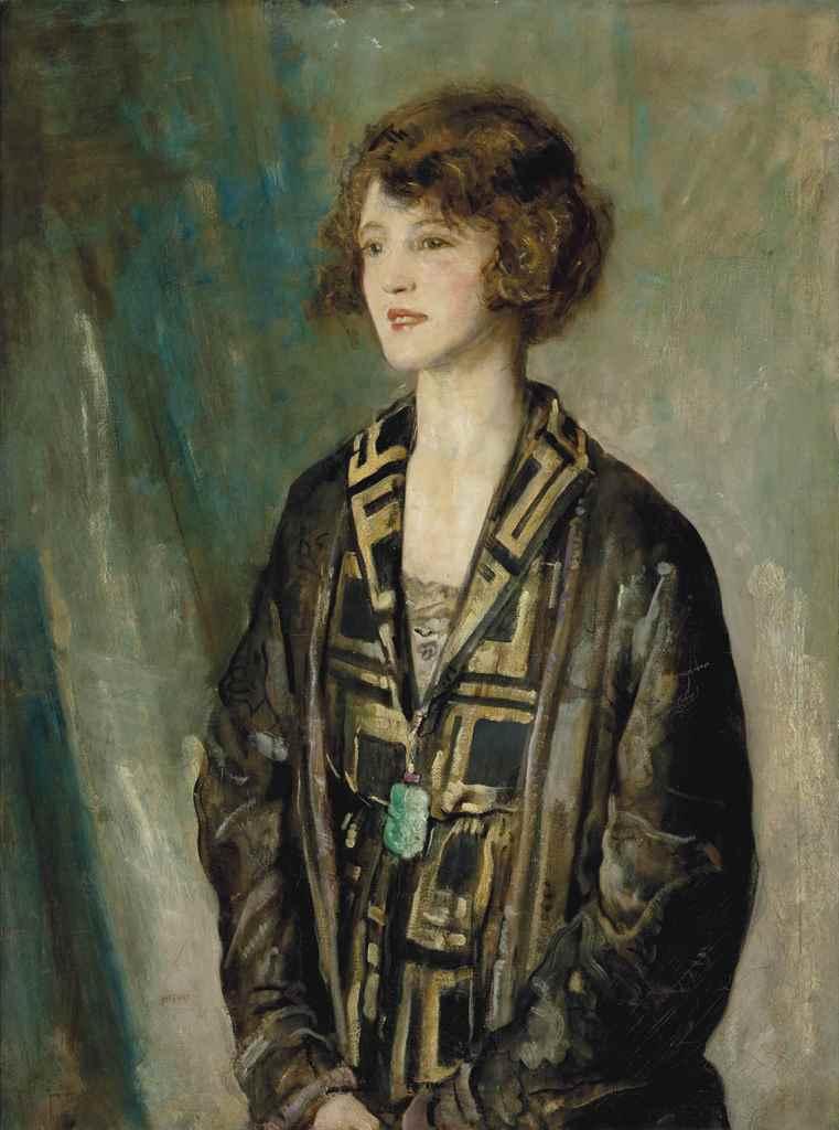 Arthur Ambrose McEvoy, A.R.A.