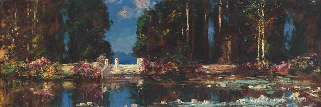 Thomas Edwin Mostyn, R.B.A., R