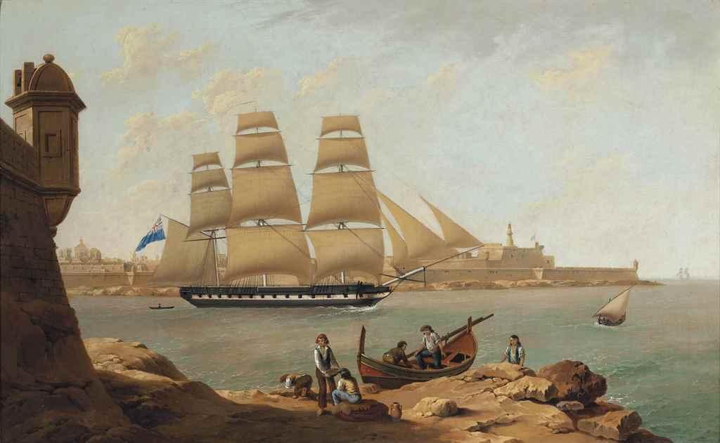 Joseph Cartwright (c. 1789-182