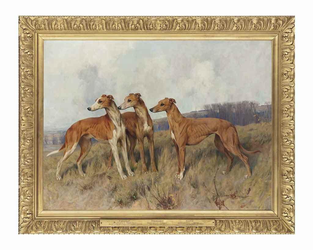 Arthur Wardle, R.I. (1864-1949