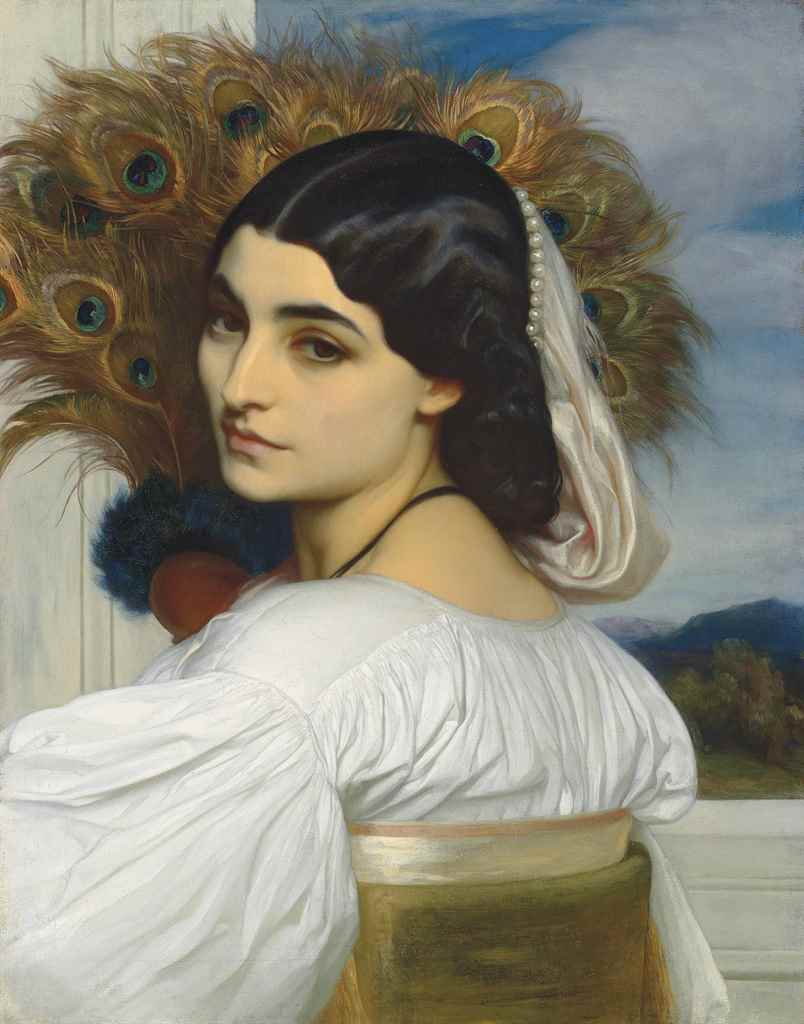 Frederic, Lord Leighton, P.R.A