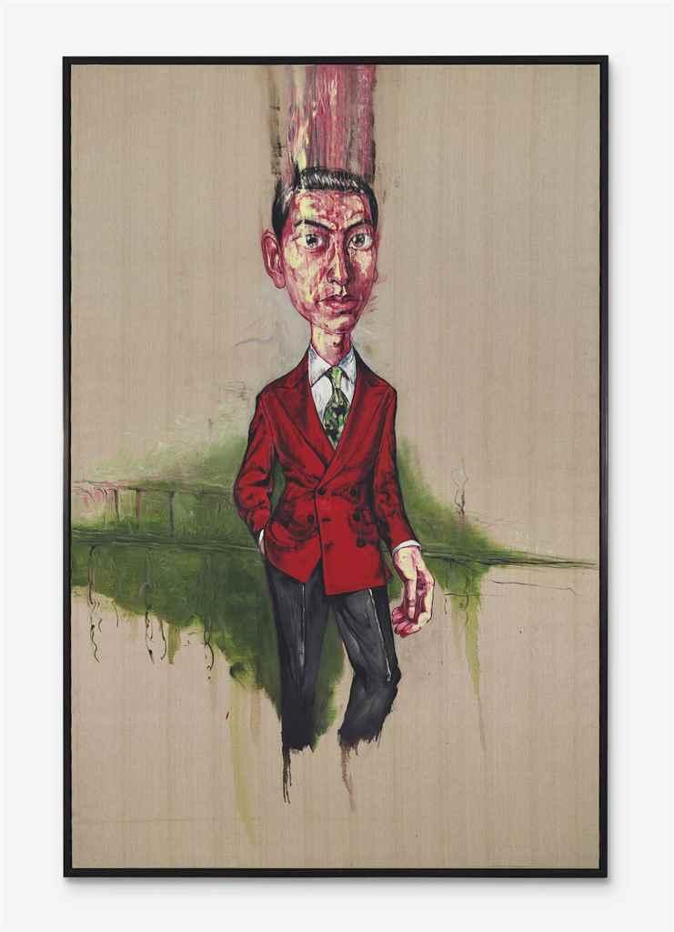Zeng Fanzhi (b.1964)