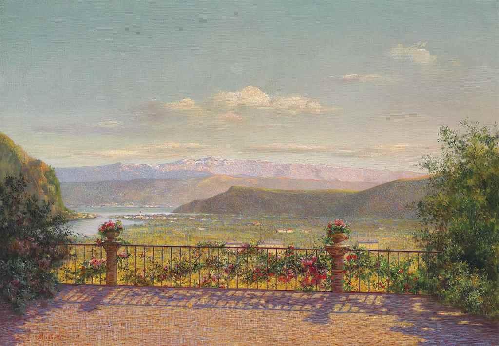 Angelo Morbelli (Italian, 1853