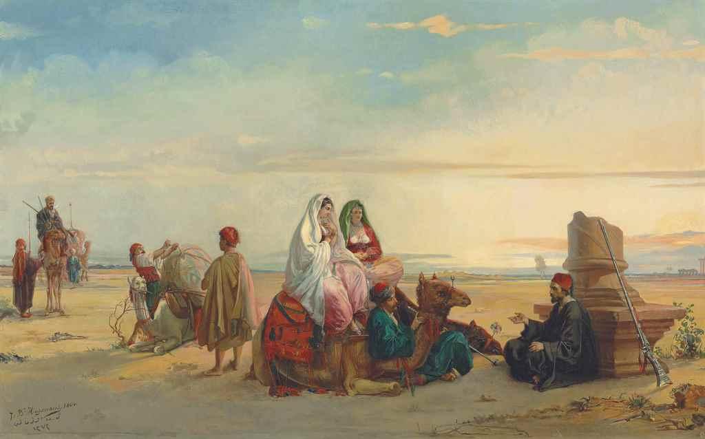 Jan Baptist Huysmans (Belgian,