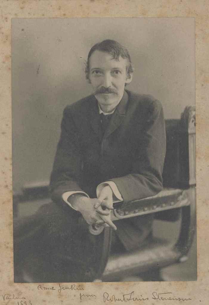 STEVENSON, Robert Louis (1850-