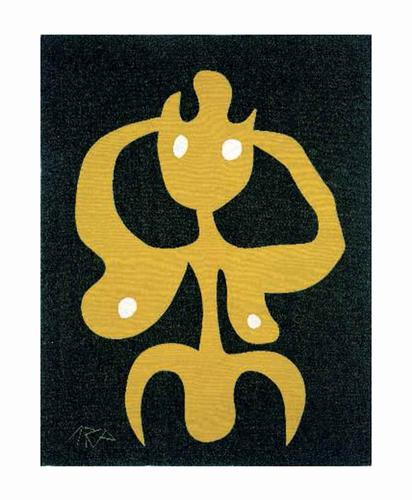 After Jean (Hans) Arp