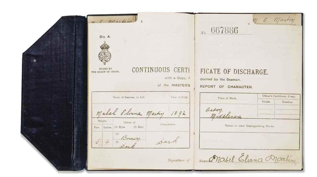 R.M.S. TITANIC (1912) A CONTIN