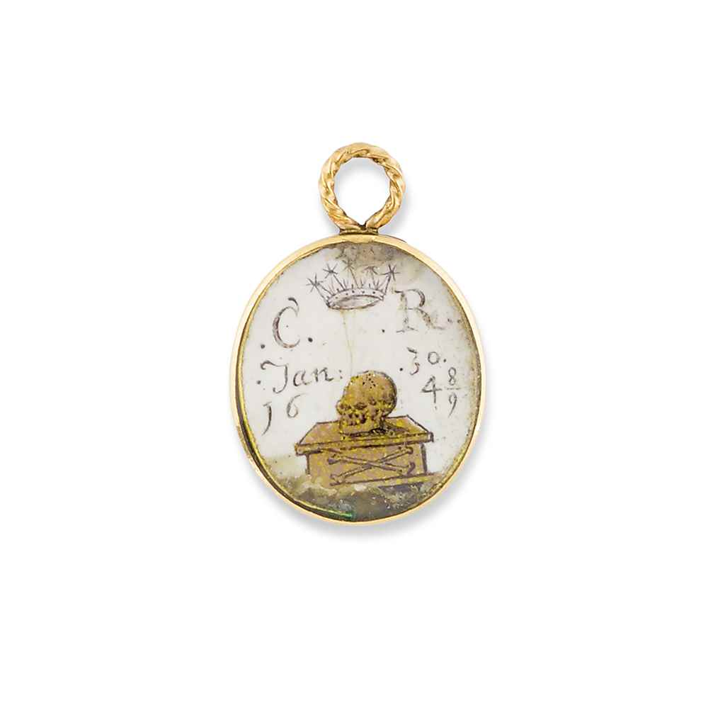 CHARLES I (1600-1649)  A GOLD