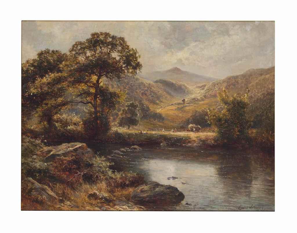 Ernest Walbourn (British, 1872