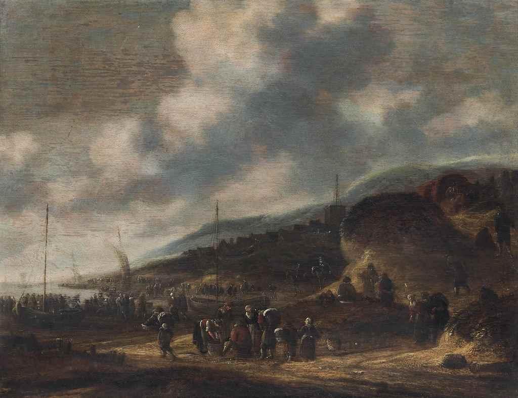 Thomas Heeremans (Haarlem c. 1