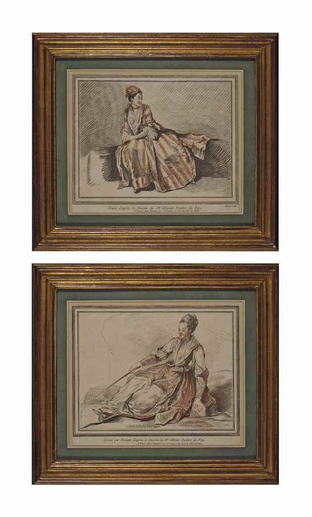LOUIS MARIN BONNET (1736-1793)