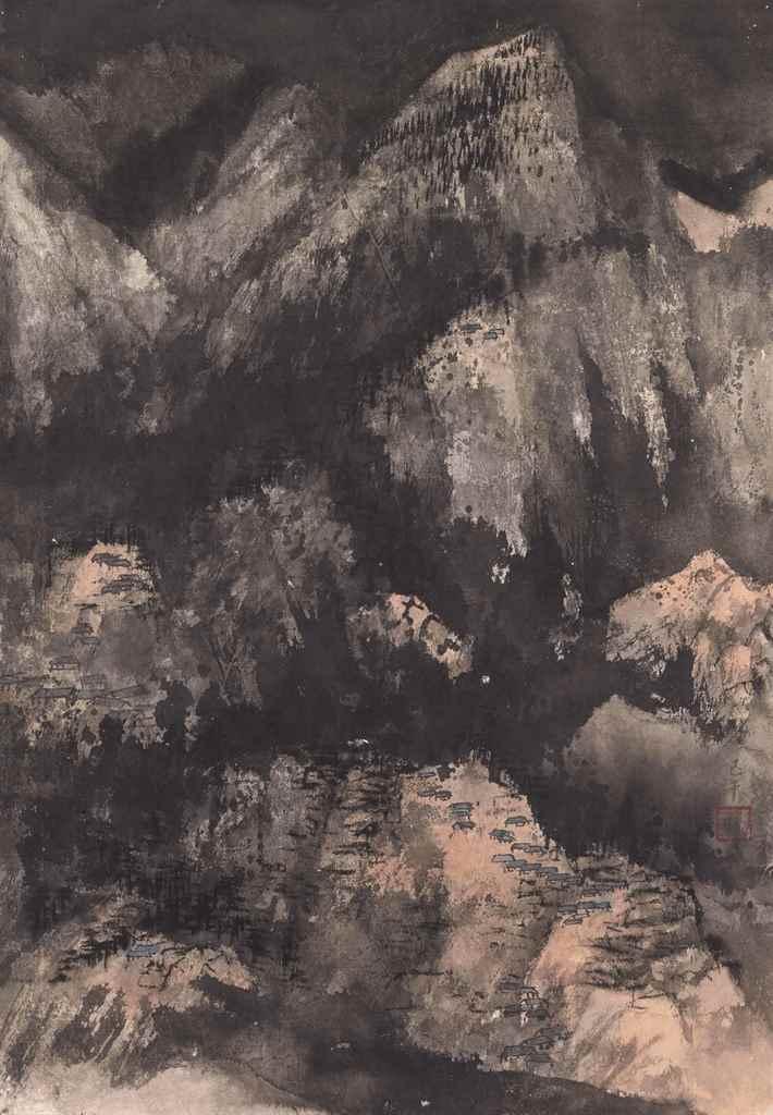 WANG JIQIAN (C.C. WANG, 1906-2
