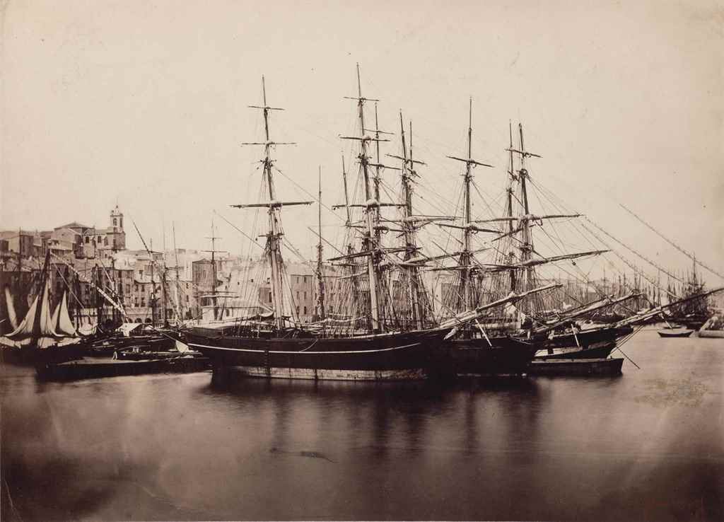 Gustave Le Gray (1820–1884)