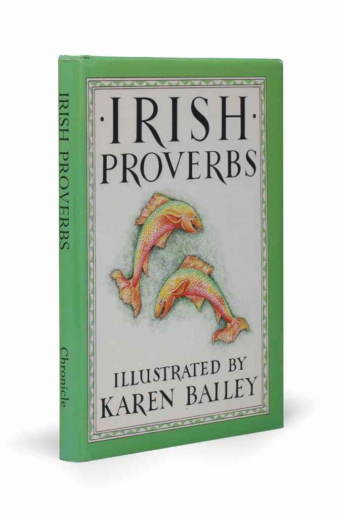 [IRISH PROVERBS]. BAILEY, Kare