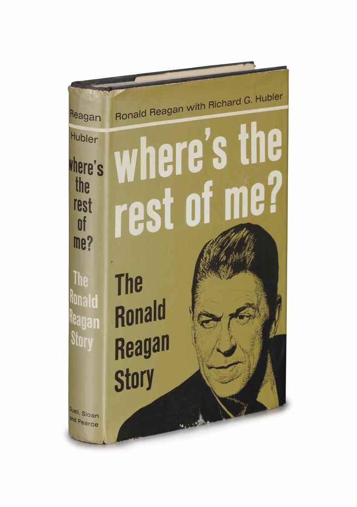 REAGAN, Ronald (1911-2004) and