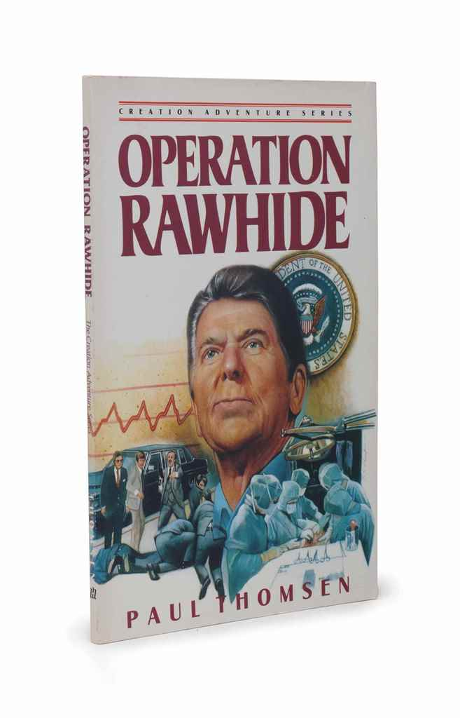 THOMSEN, Paul. Operation Rawhi