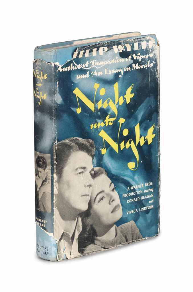 WYLIE, Philip. Night Unto Nigh