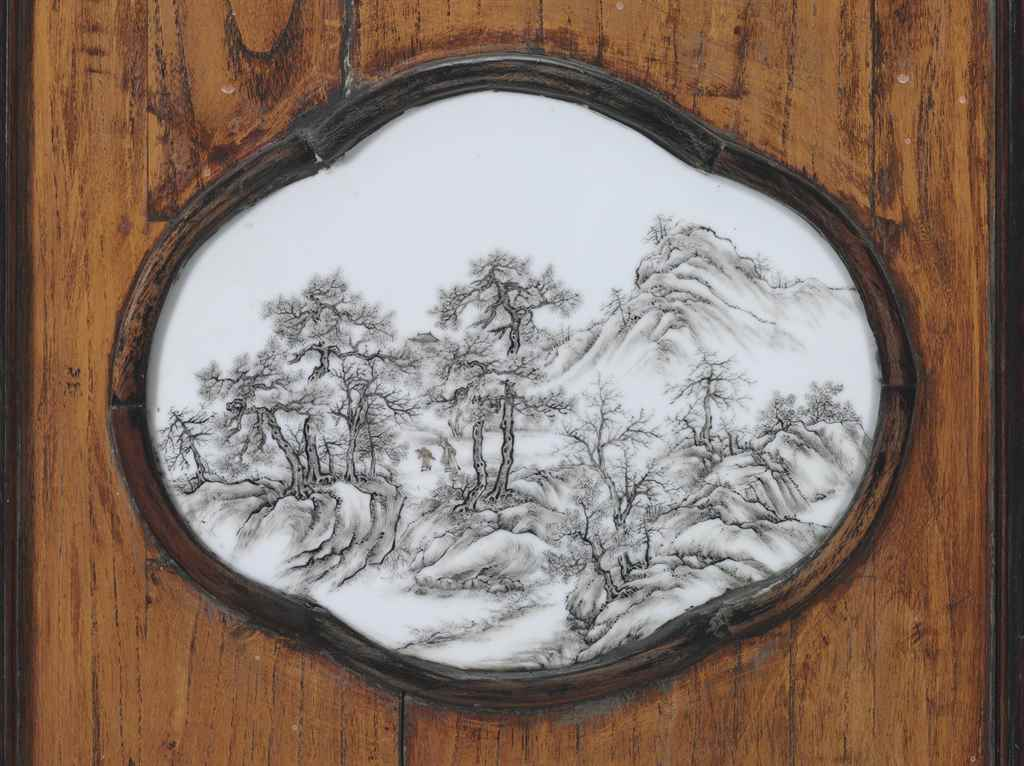 A SET OF SIXTEEN GRISAILLE-DEC