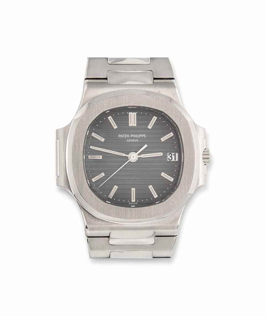 A STAINLESS STEEL AUTOMATIC 'N