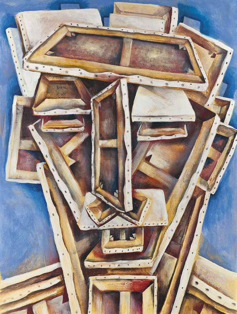 David Breuer-Weil (London b. 1