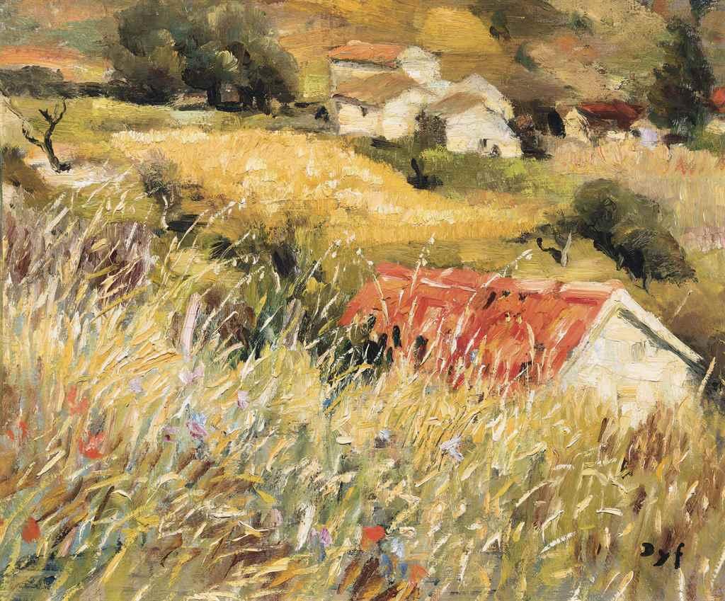 Marcel Dyf (Paris 1899-1985 Bo