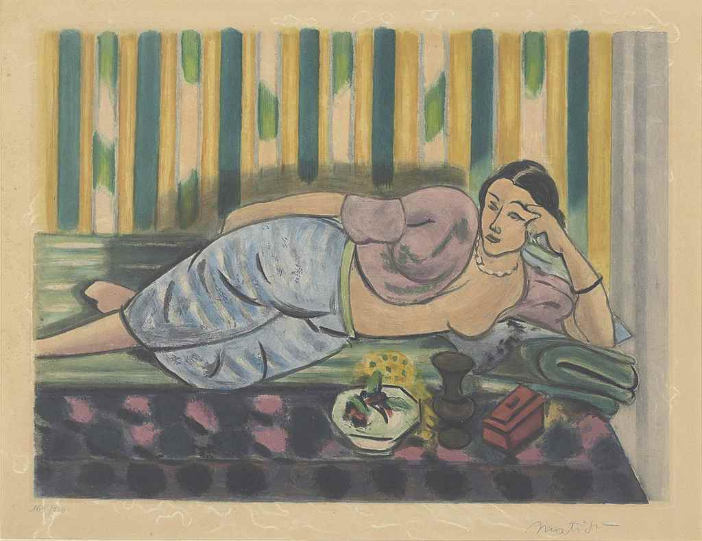 After Henri Matisse (1869-1954