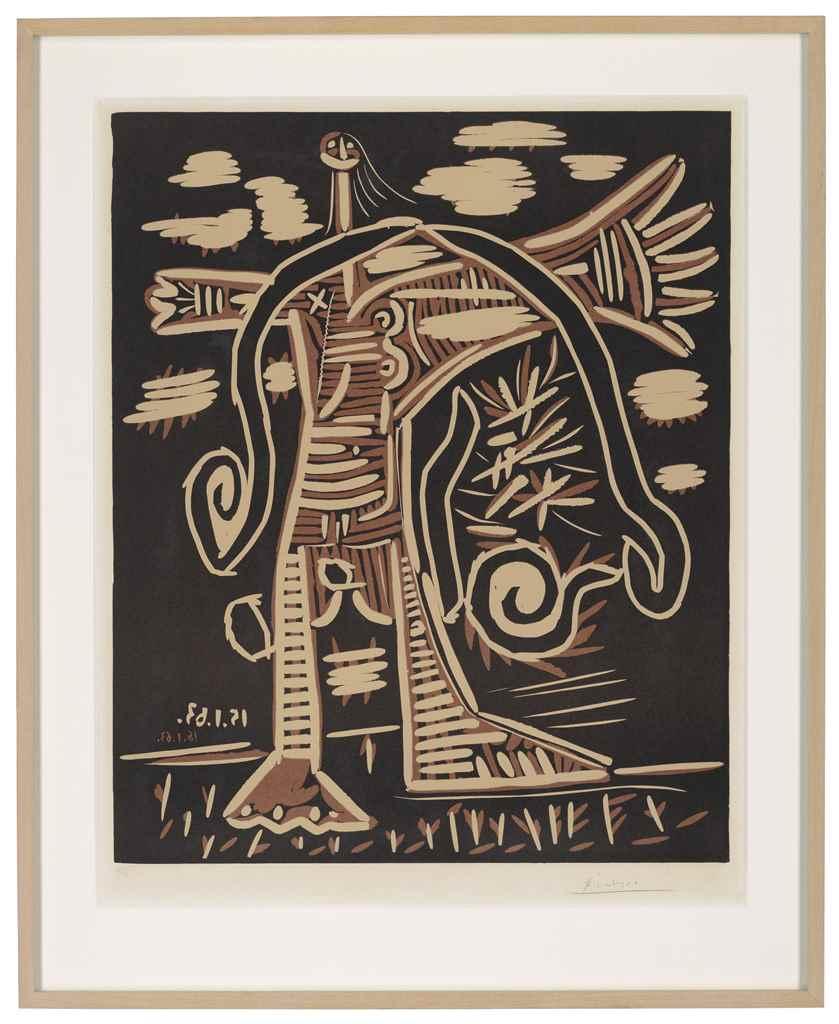 Pablo Picasso (1991-1973)