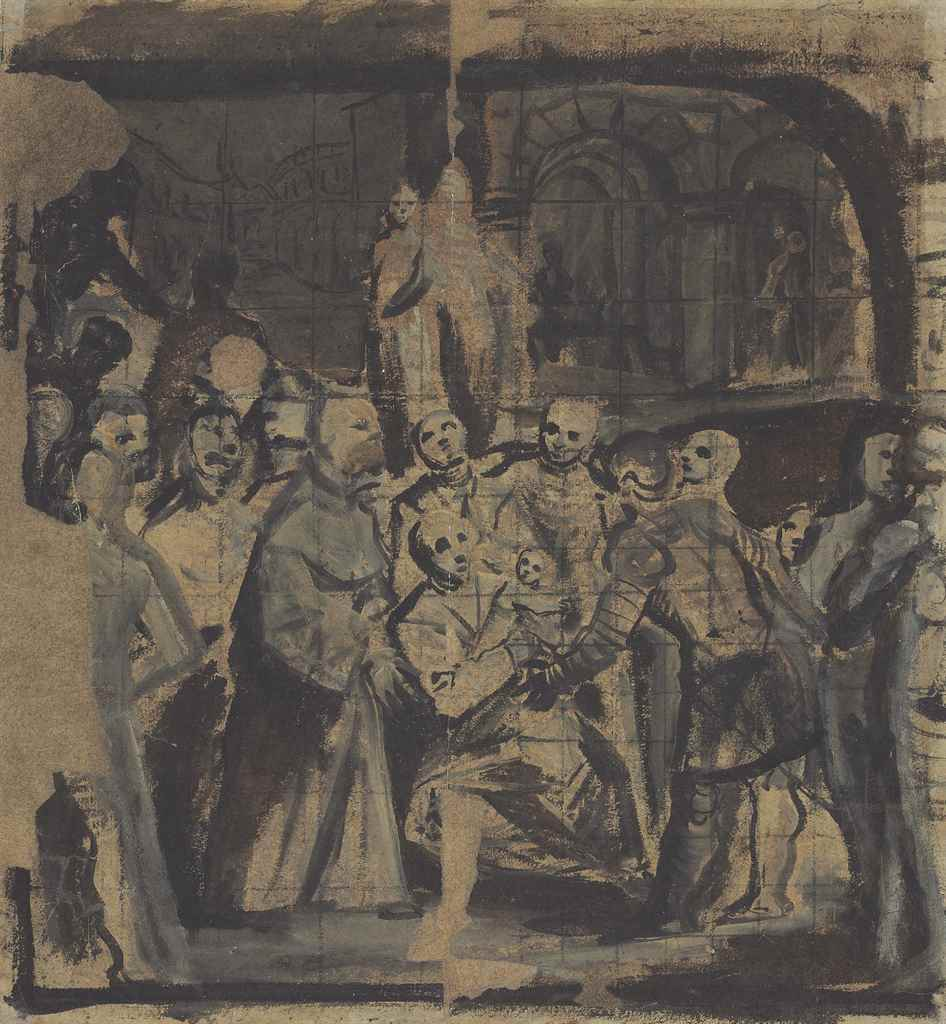 Domenico Robusti, il Tintorett