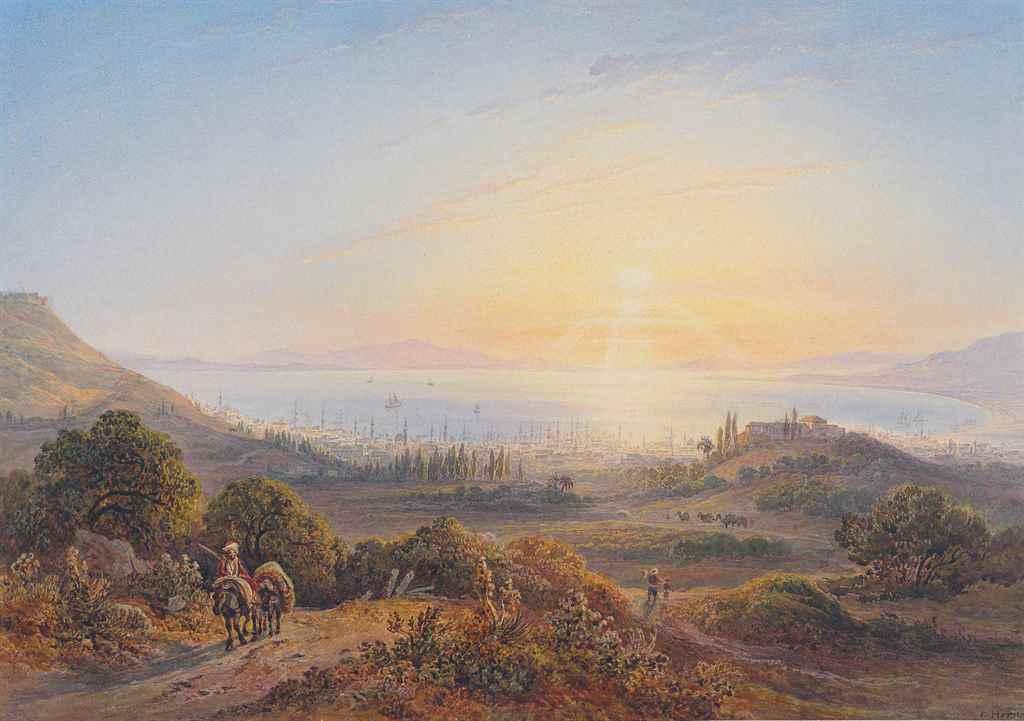 Friedrich Horner (Basel 1800-1