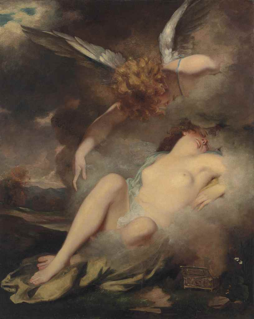 Cupid and psyche essay