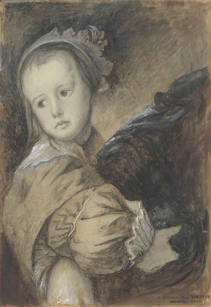 John Ruskin, H.R.W.S. (London