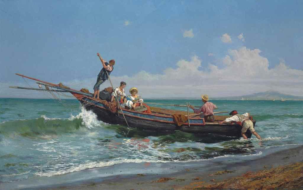 Pietro Gabrini (Rome 1856-1926
