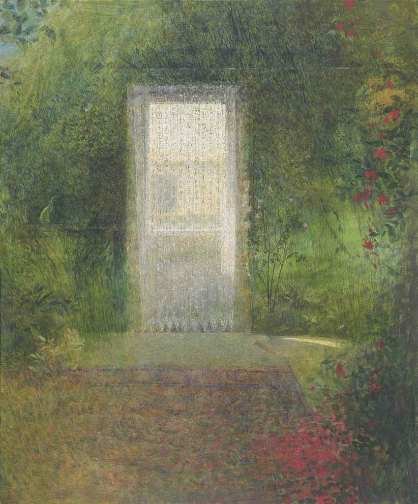 David Tindle, R.A. (b. Hudders