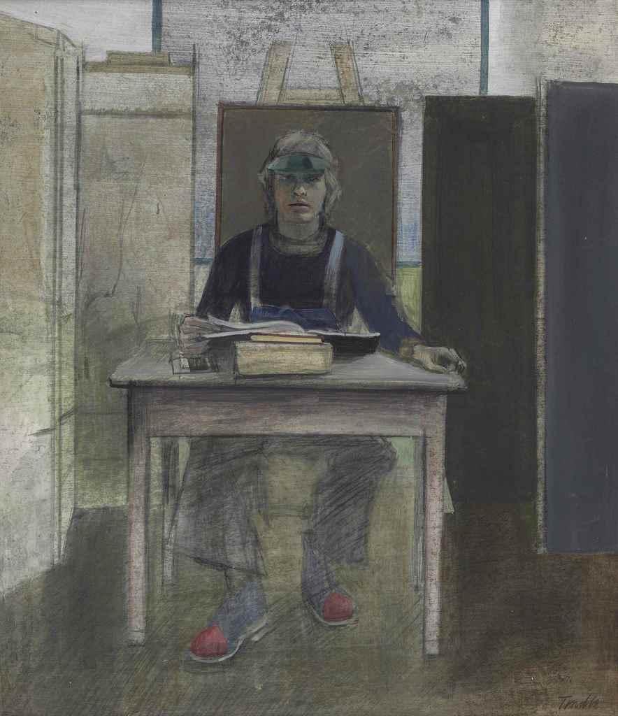 David Tindle, R.A. (b. Hudders