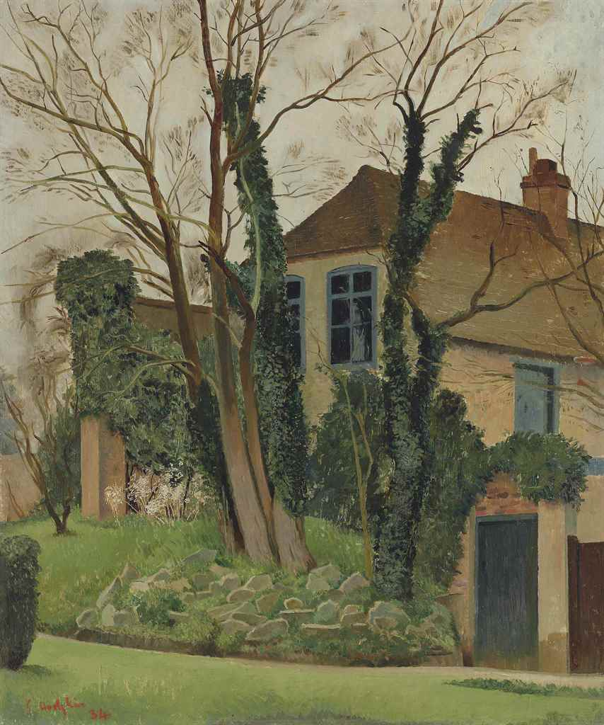 Eliot Hodgkin (Purley on Thame