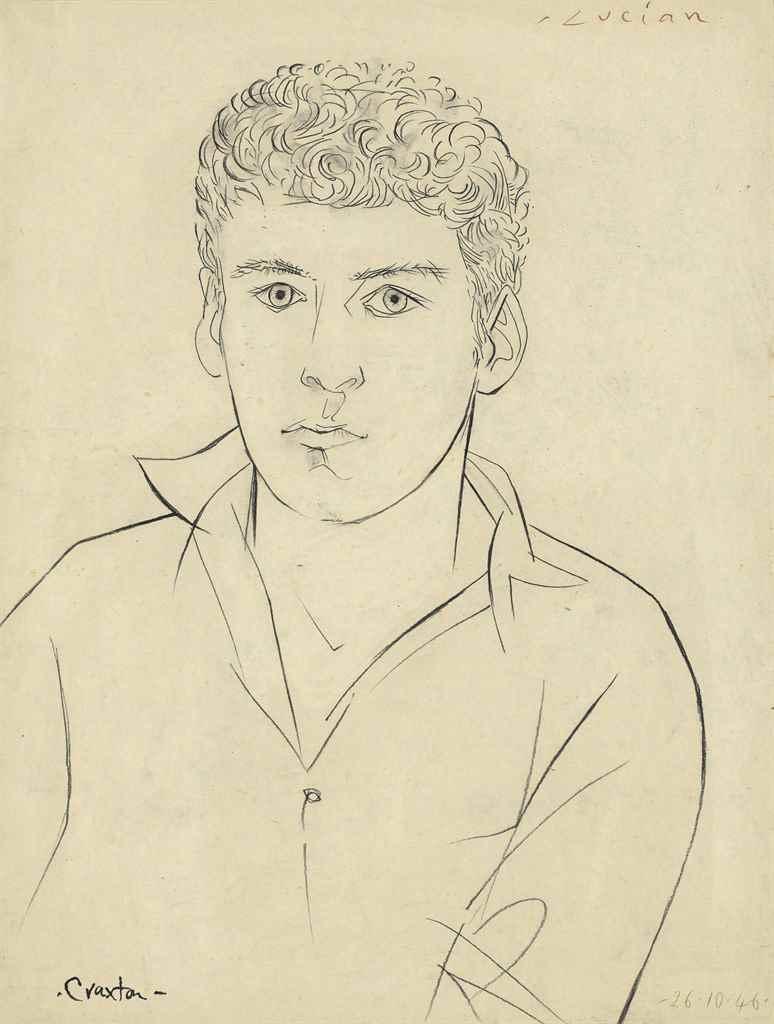 John Craxton, R.A. (London 192