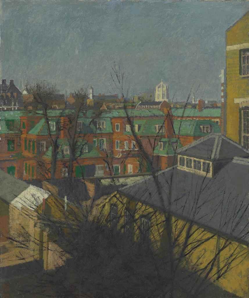 Robert Buhler, R.A. (London 19