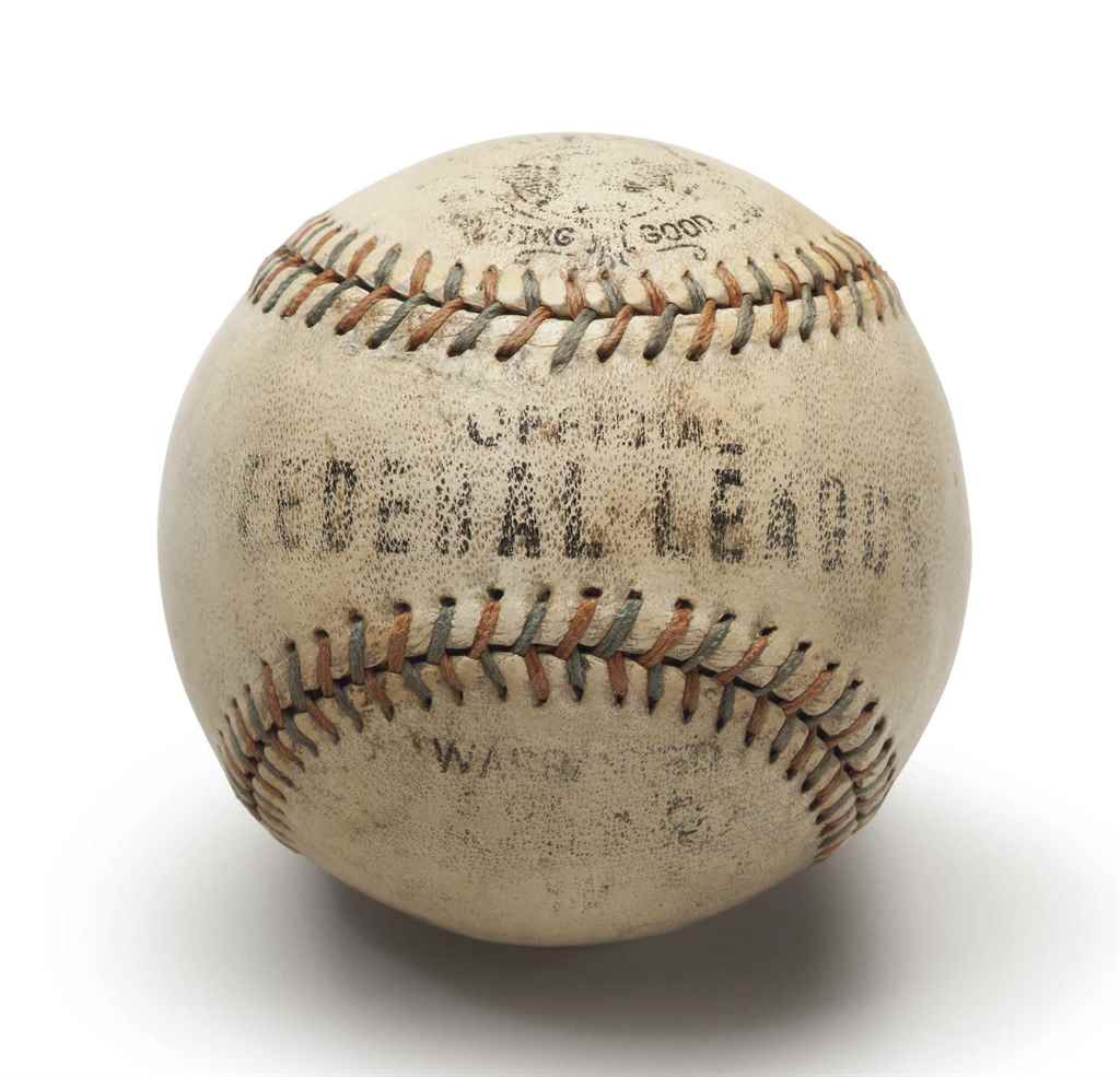 FEDERAL LEAGUE BASEBALL