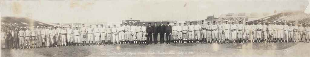1922 OLD TIMERS DAY PANORAMA