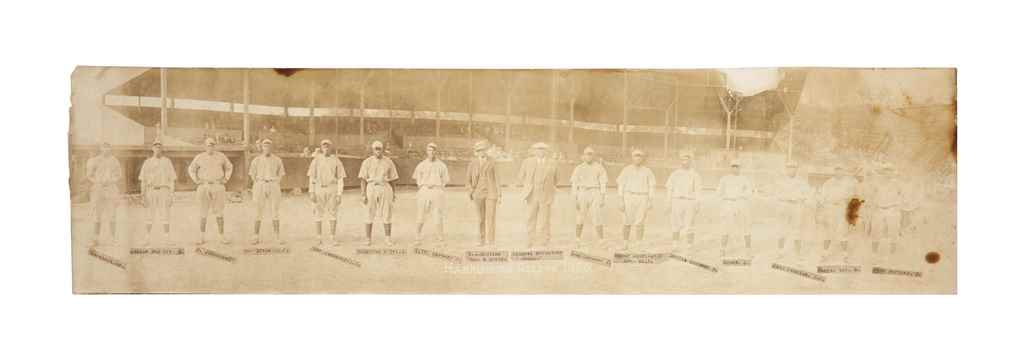 1926 HARRISBURG GIANTS TEAM PA