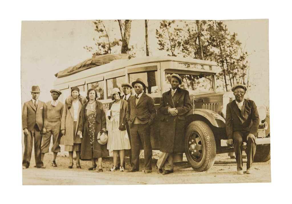 1932 PITTSBURGH CRAWFORDS TEAM